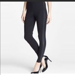 Black Leggings TWO By Vince Camuto size XS